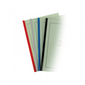 A4 Document Binding Sets - Blue, Document Binding Set Blue, blue, binding, document, celsur, celsur plastics, manufacturer, uk