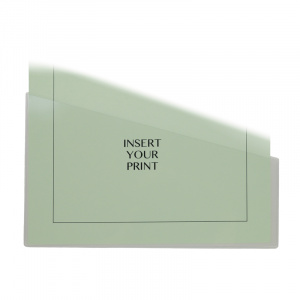 Left Hand Self Adhesive Angular File Pocket