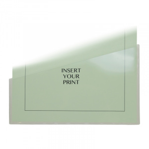 Right Hand Self Adhesive Angular File Pocket, angular pocket, angular adhesive pocket, adhesive pocket