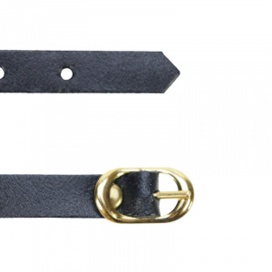 Leather Strap (Gilt Buckle)
