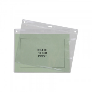 A5 Landscape Soft ID Card Holder