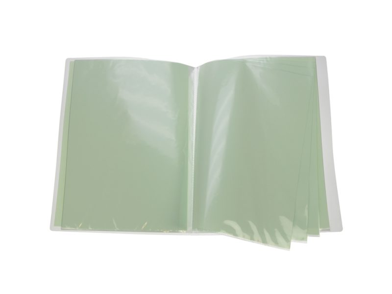 A4 Polypropylene Display Book - 40 Pocket