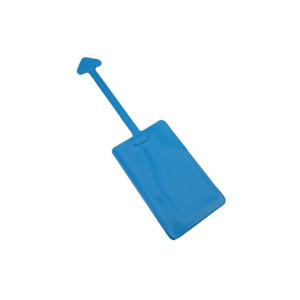 Light Blue Luggage Tag