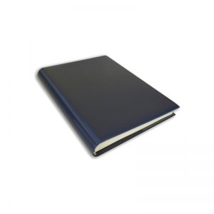 Blue Magazine Binder