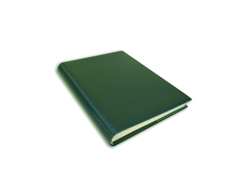Green Magazine Binder