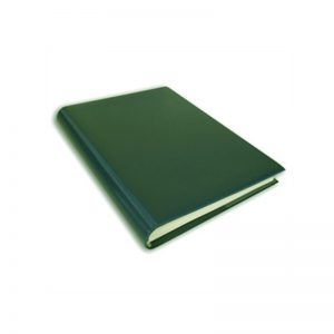 Box of 5 Green Magazine Binders