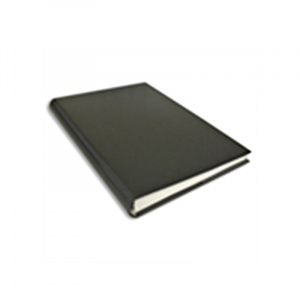 Grey Magazine Binder