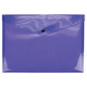 Purple Polypropylene Envelopes, stationery, polypropylene, celsur, celsur plastics, uk, manufacturer, envelope, popper wallet, wallet, a4 wallet