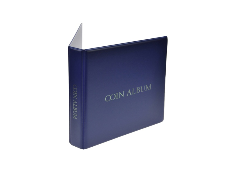 coin albums uk