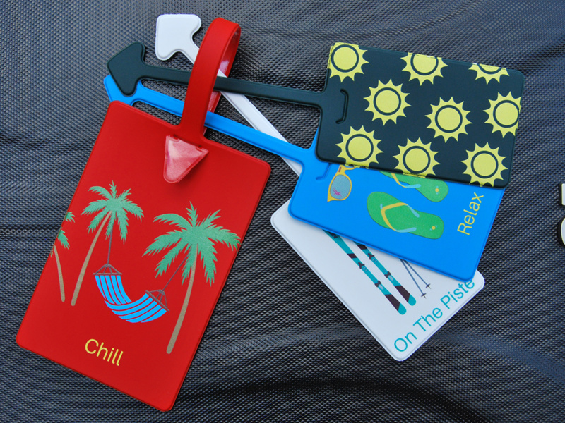 holiday, luggage tags, luggage, tag, luggage tag, celsur, pvc tag, pvc luggage tag