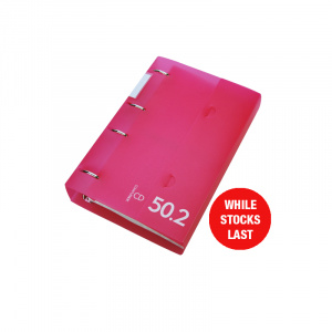 Professional Range CD Storage Binder Pink 50.2, CD disc storage, cd binder, cd pocket, dvd, dvd pocket, dvd binder, blu-ray, blu-ray storage, blu-ray binder, blu-ray pocket