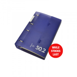 Professional Range CD Storage Binder Purple 50.2, CD disc storage, cd binder, cd pocket, dvd, dvd pocket, dvd binder, blu-ray, blu-ray storage, blu-ray binder, blu-ray pocket