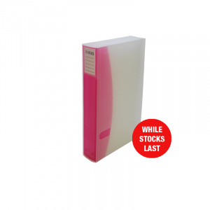 Smart Range 48 Pink CD Disc Storage Binder, CD disc storage, cd binder, cd pocket, dvd, dvd pocket, dvd binder, blu-ray, blu-ray storage, blu-ray binder, blu-ray pocket