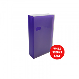 Value Range 72 Purple CD Disc Storage Binder, CD disc storage, cd binder, cd pocket, dvd, dvd pocket, dvd binder, blu-ray, blu-ray storage, blu-ray binder, blu-ray pocket, CD disc storage